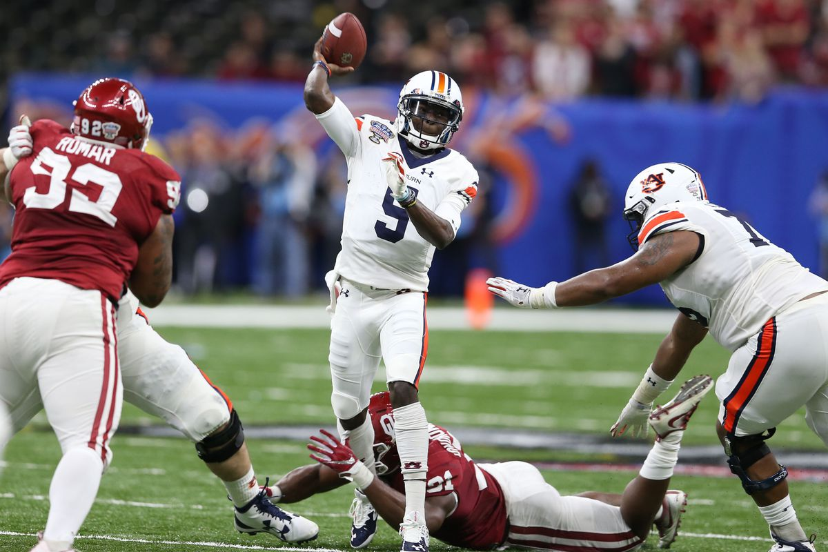 Auburn QB-turned-WR John Franklin III transferring to FAU