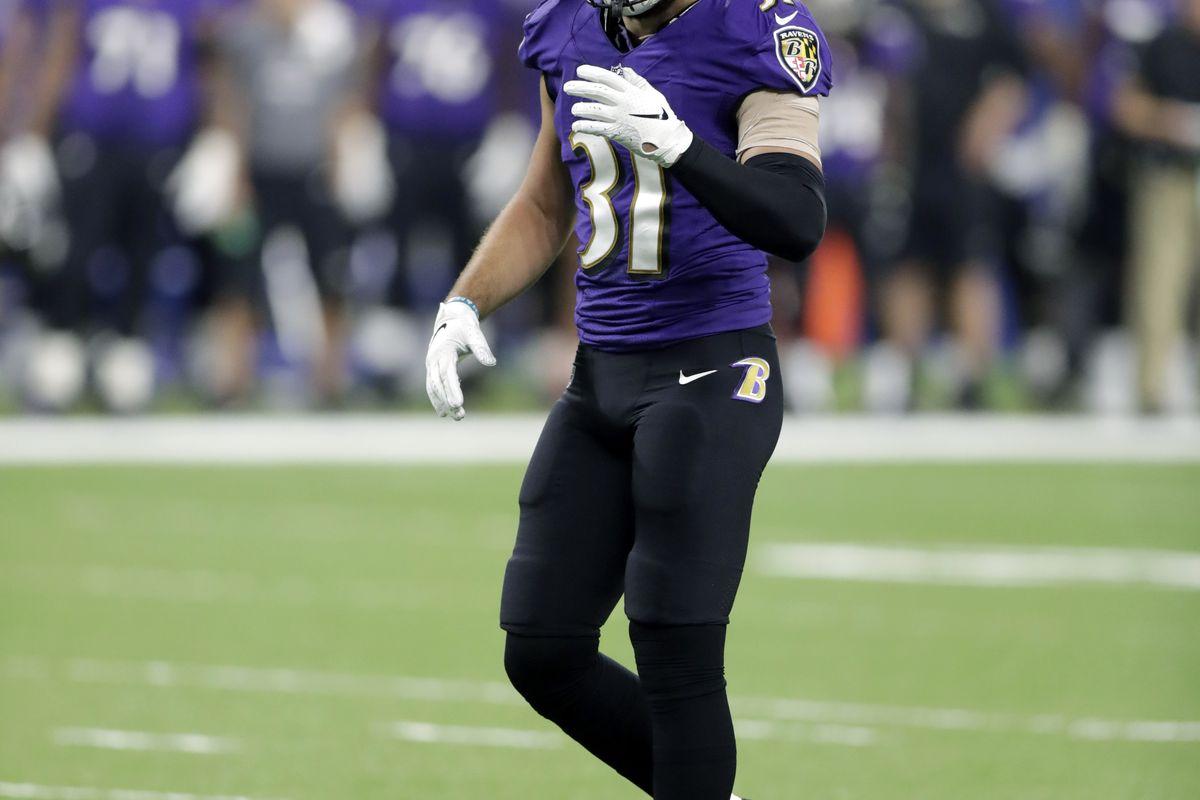 Morning links: Eric Weddle, Ravens go crazy over Kai Nacua's