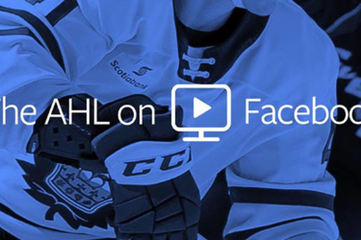 Griffins Home Opener To Be First Ahl Game Of The Week On Facebook