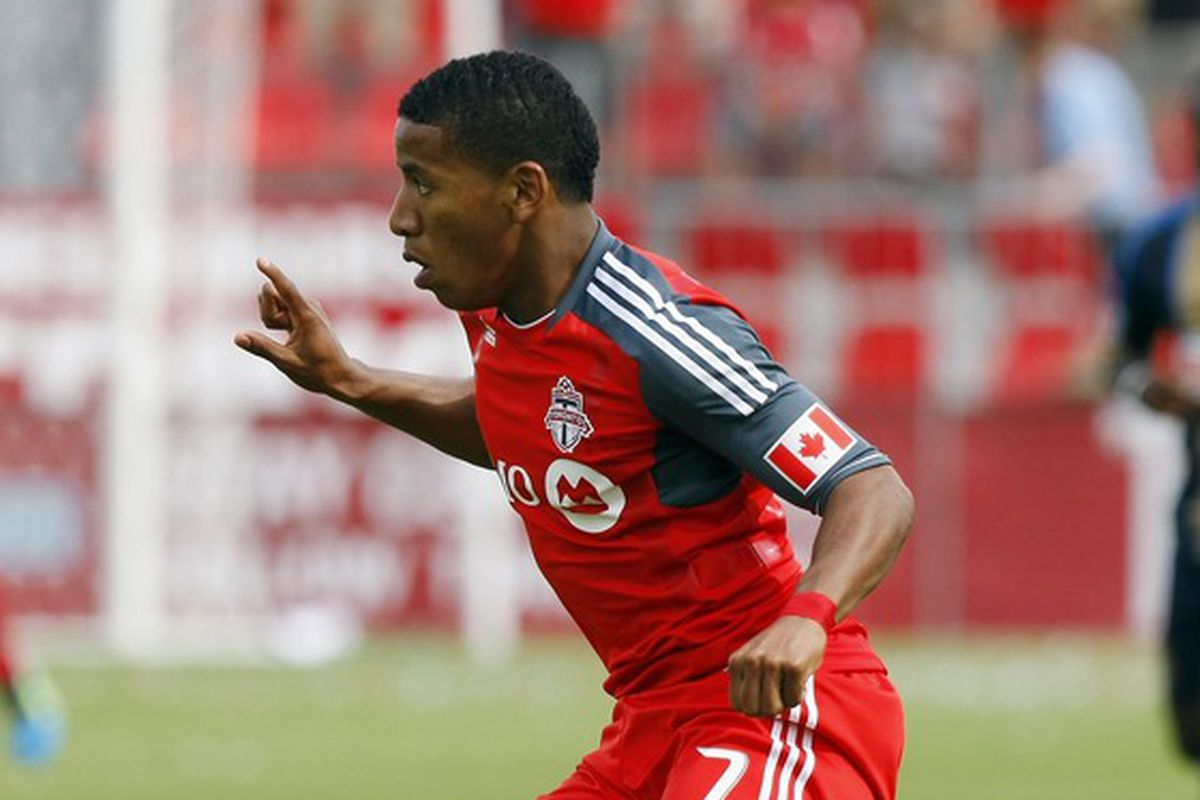 Plata's days with Toronto seem to be over but can the club get some value for him?