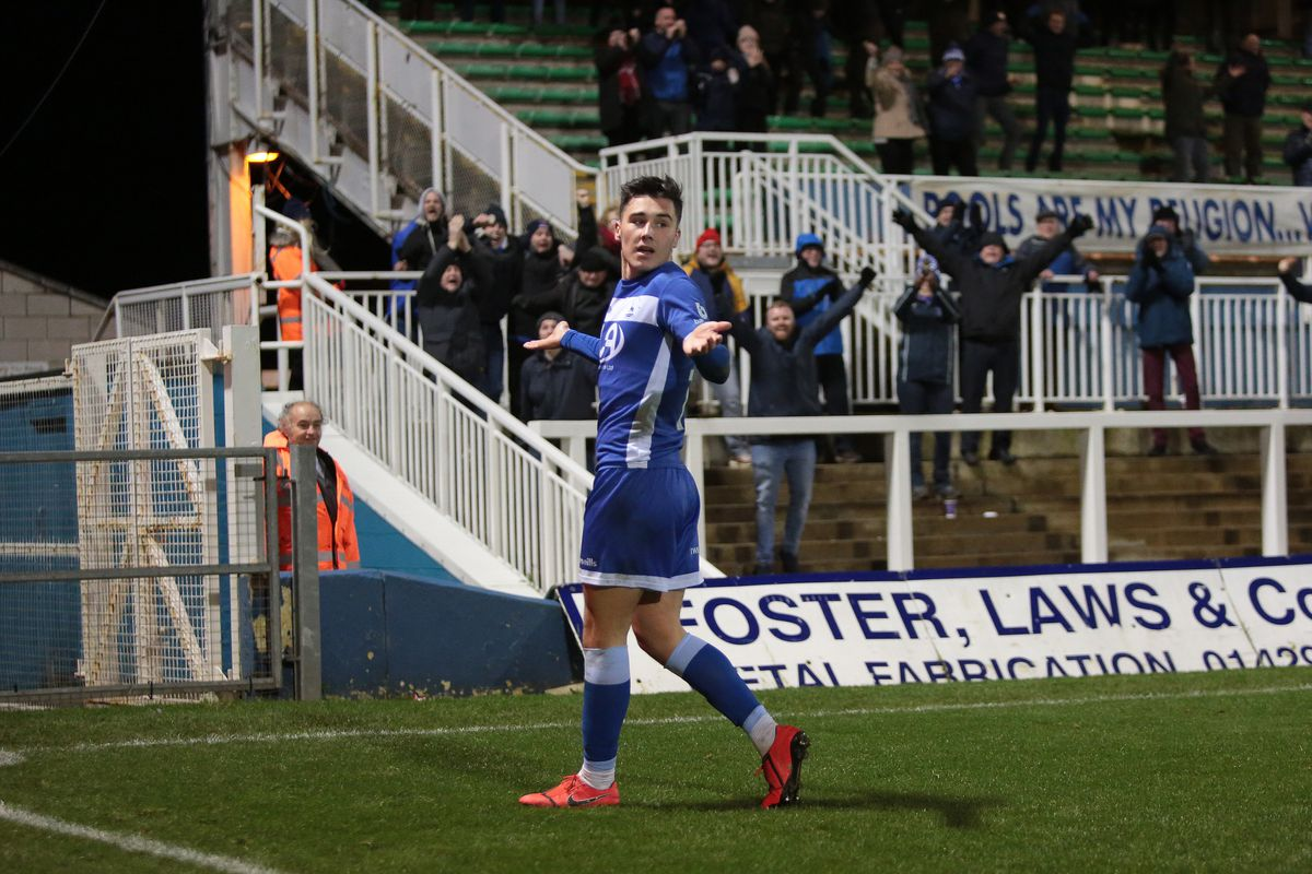 Hartlepool United v Exeter City - FA Cup 2nd Round Replay