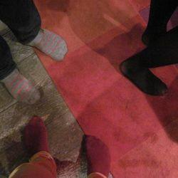 So many socks