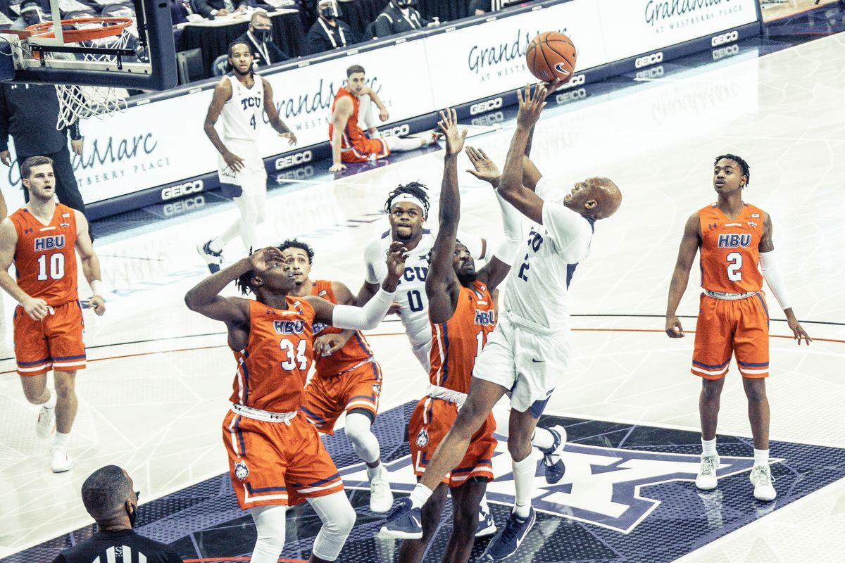TCU Basketball vs Houston Baptist (11.25.20)