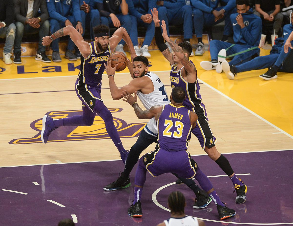 JaVale McGee Says Lakers Were Playing 'pretty Unstoppable