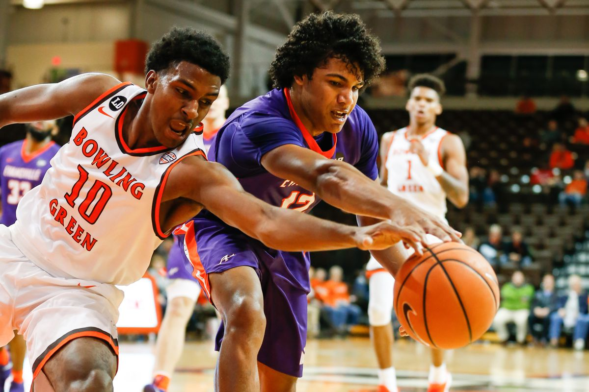 COLLEGE BASKETBALL: DEC 05 Evansville at Bowling Green