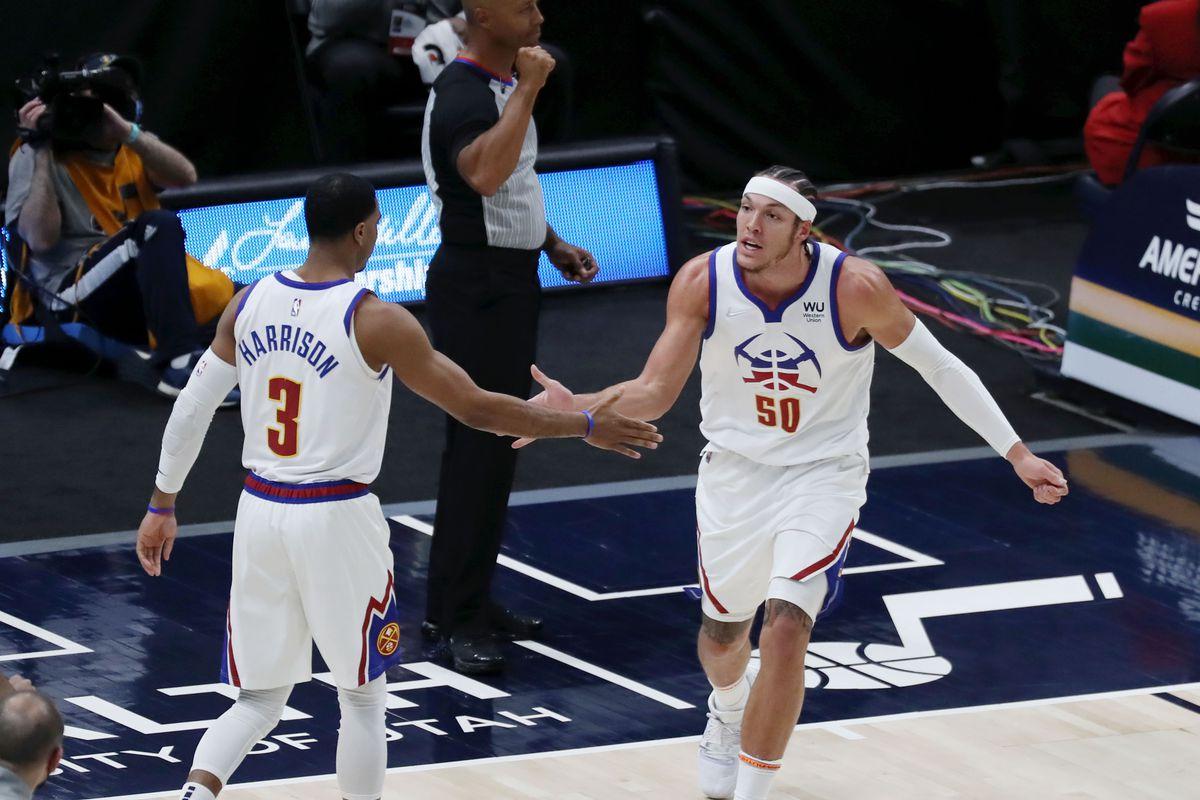 NBA: Denver Nuggets at Utah Jazz