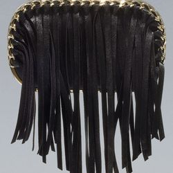 "<b>Zara</b> Fringes Box Bag in black, <a href=""http://www.zara.com/webapp/wcs/stores/servlet/product/us/en/zara-us-W2012/269205/997025/FRINGES%20BOX%20BAG"">$49.90</a>"