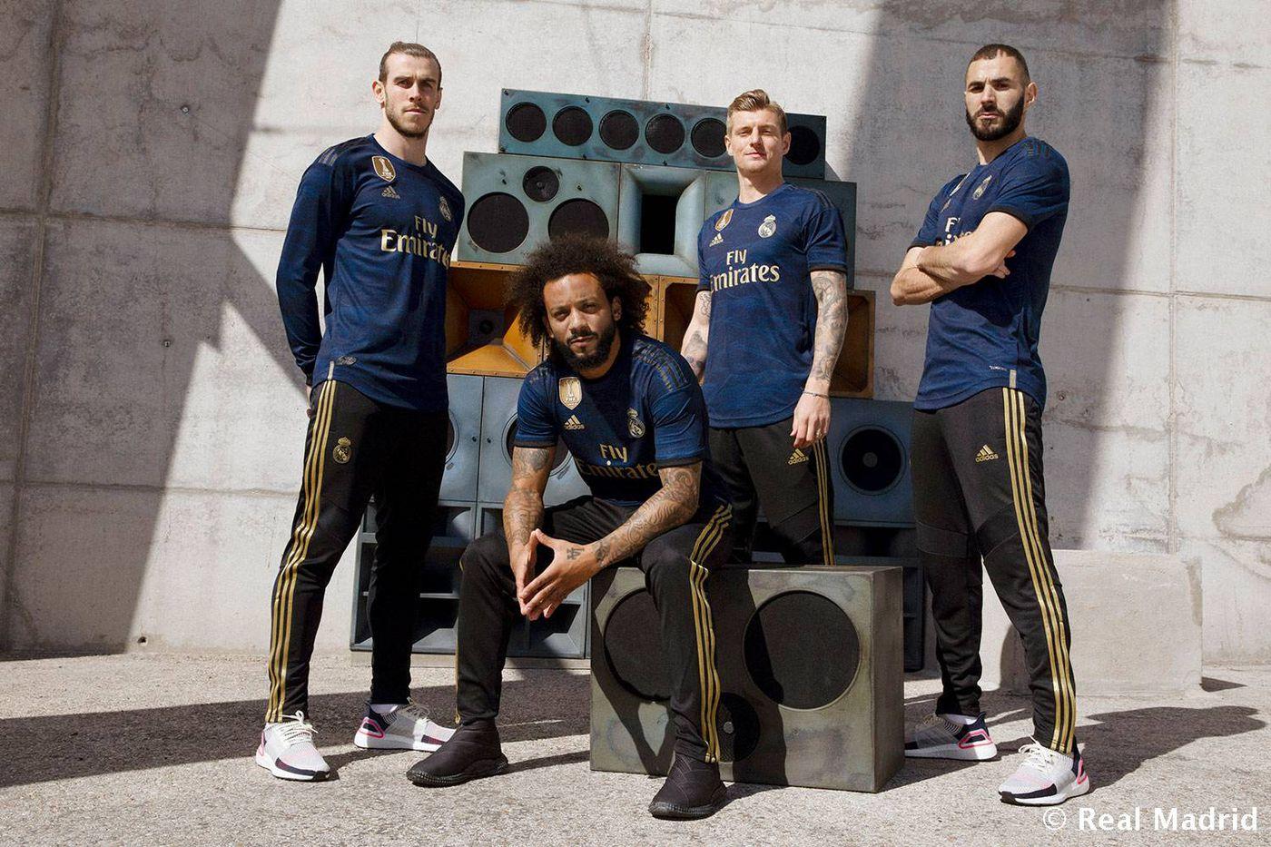 Real Madrid's 2019 - 2020 Away Kit Is Beautiful - Managing Madrid