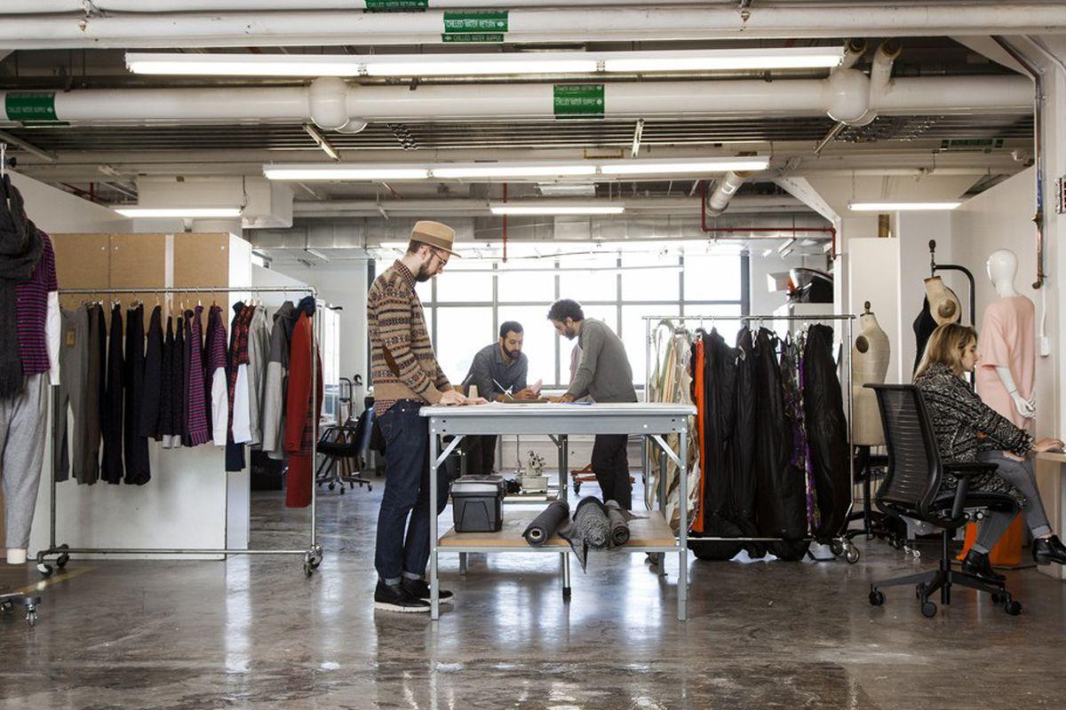 """Photo: <a href=""""http://www.wwd.com/fashion-news/fashion-features/pratt-unveils-apparel-accelerator-8027958"""">WWD</a>"""