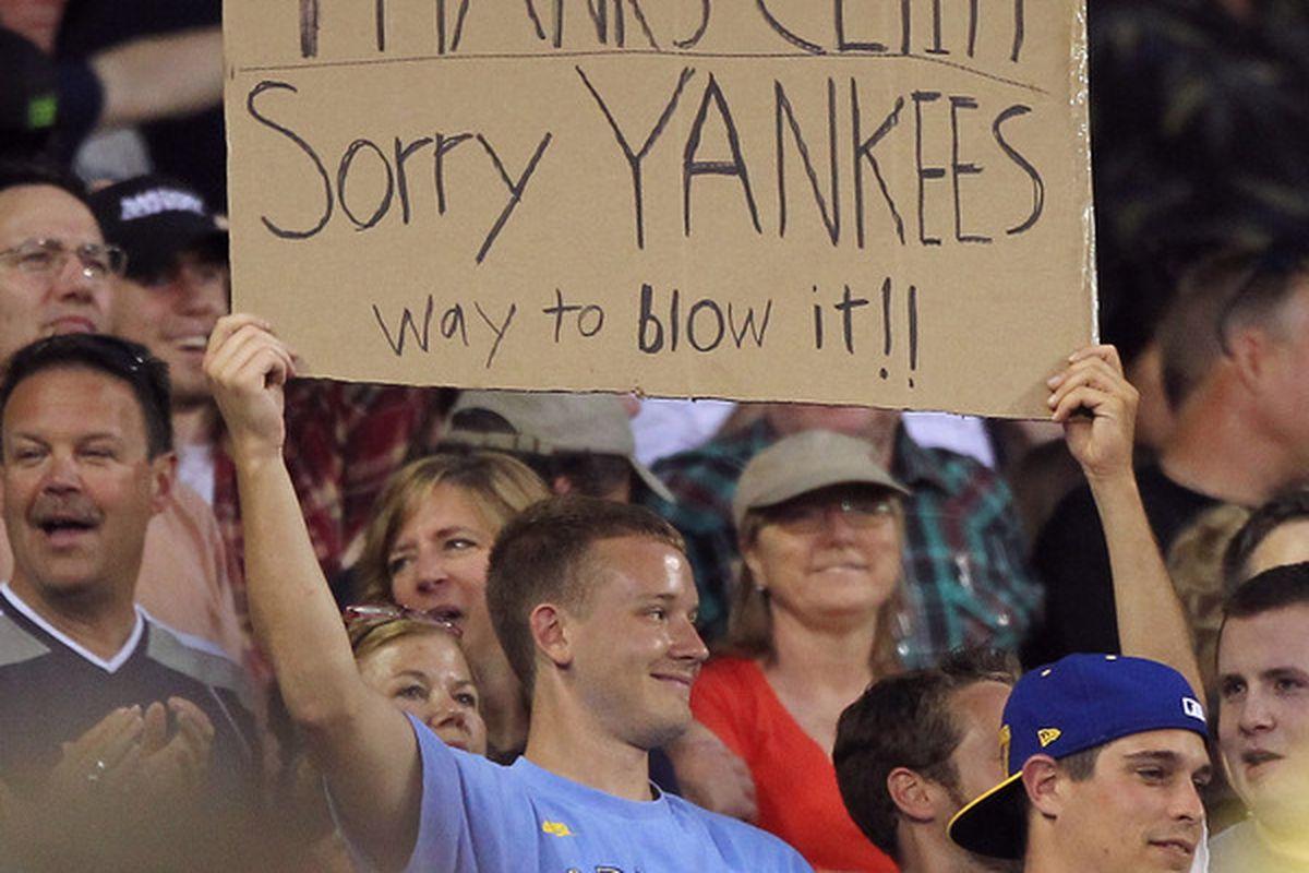 haha Yankees