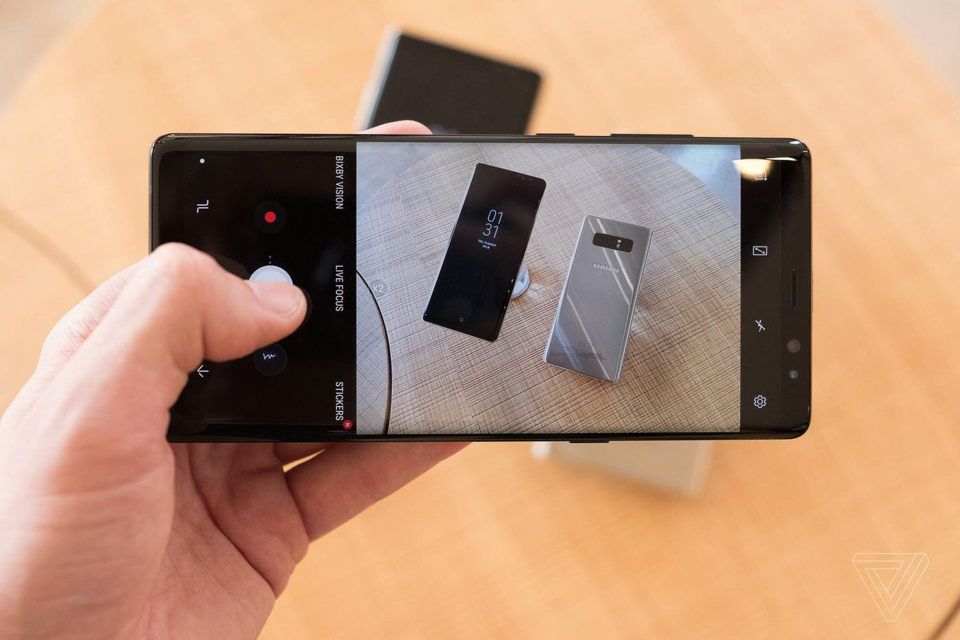 How to use Samsung's Galaxy Note 8 camera - The Verge