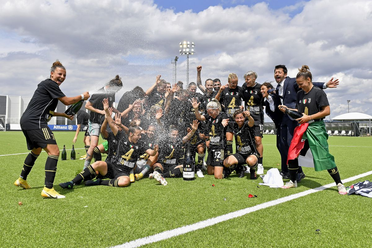 Juventus v SSC Napoli - Women Serie A