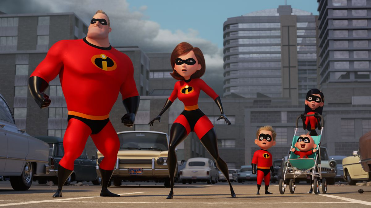 Image result for the incredibles family