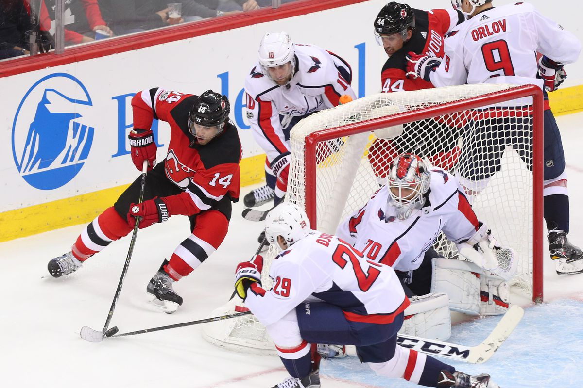 Game Preview  New Jersey Devils vs. Washington Capitals - All About ... d7c00febb65