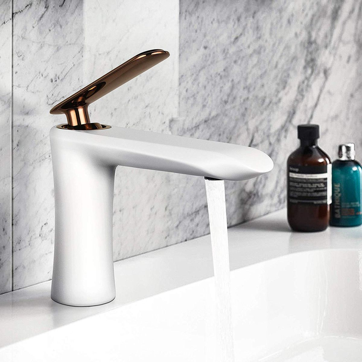Modern bathroom faucet by Yohom