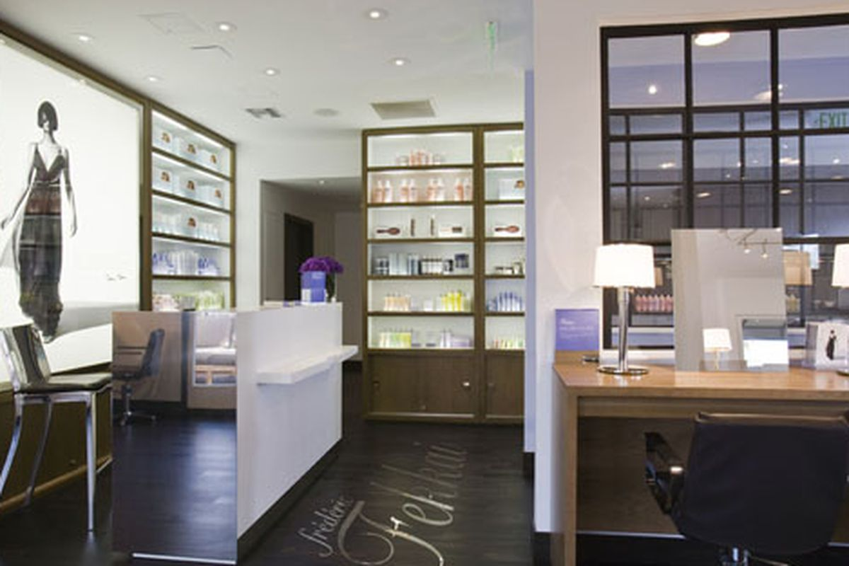 """Image via <a href=""""http://blackburnandsweetzer.com/2009/10/14/beauty-frederic-fekkai-reopens-expanded-revamped-melrose-place-salon/"""">B&amp;S</a>"""