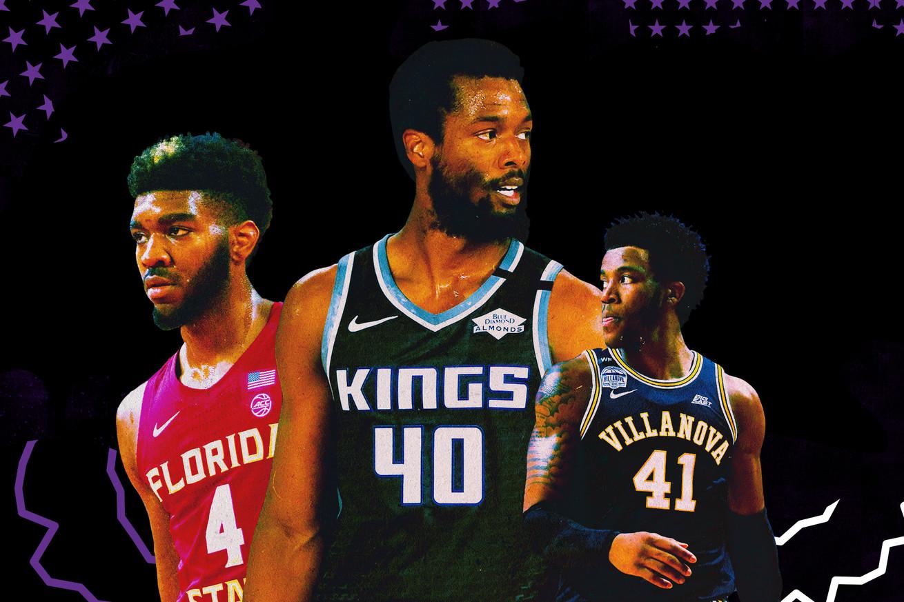 If Harrison Barnes isn't Sacramento's small forward of the future, the draft present options like Patrick Williams from Florida State or Saddiq Bey from Villanova.