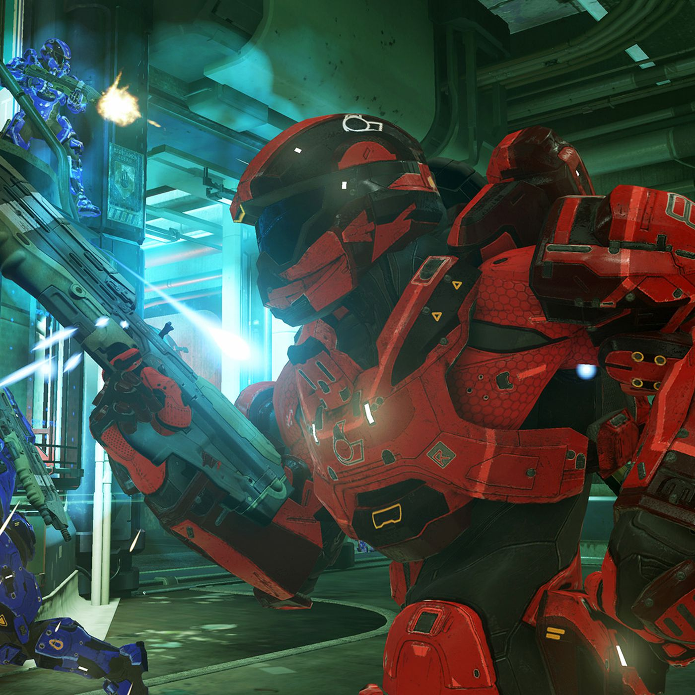 Halo 5: Guardians is the first main game in the series to avoid an M