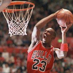 Michael Jordan broke the Bulls single-game points record Feb. 26, 1987.