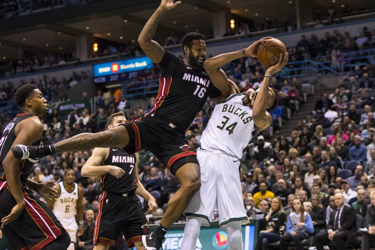 Heat Vs Bucks Image: Milwaukee Vs. Miami: Heat Embarrass Bucks Again, 106-101