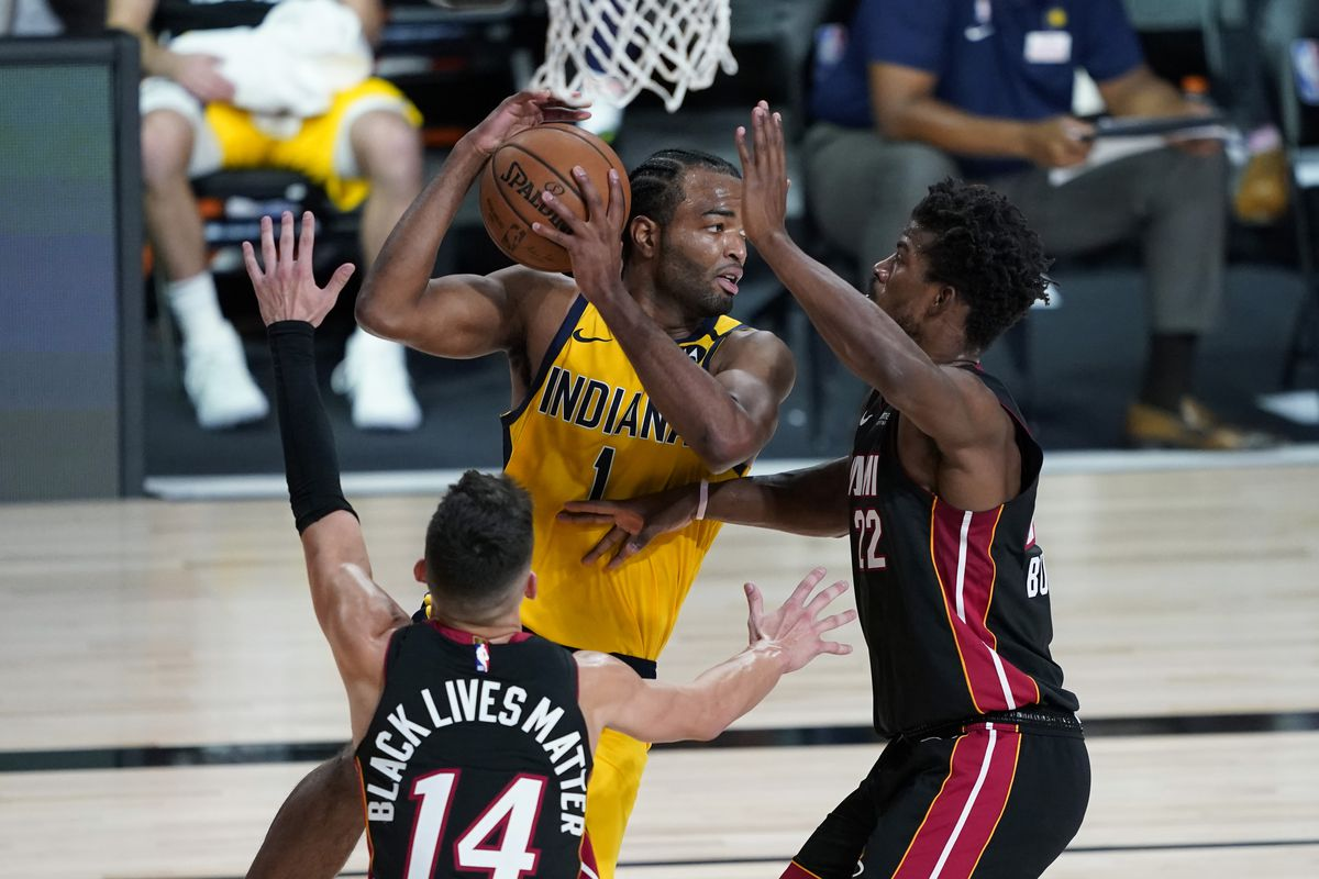 Miami Heat v Indiana Pacers - Game One