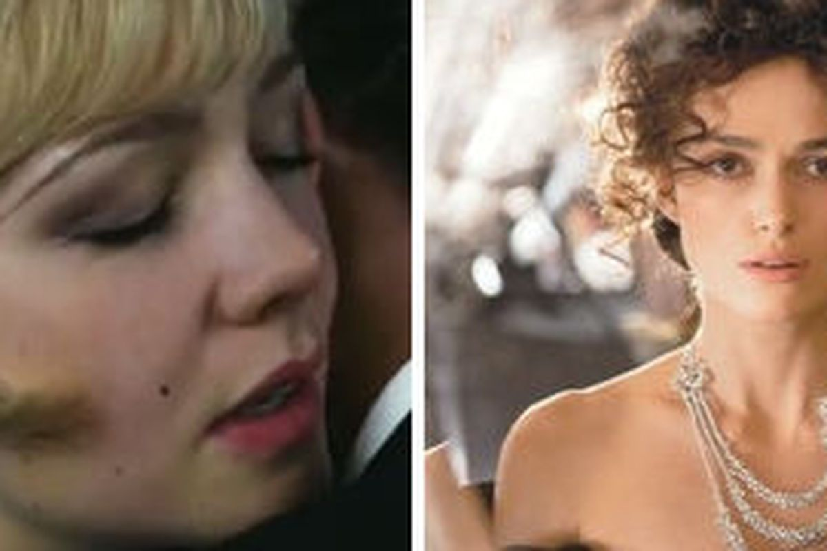 Who does it better: Carey Mulligan in Tiffany's or Keira Knightley in Chanel?