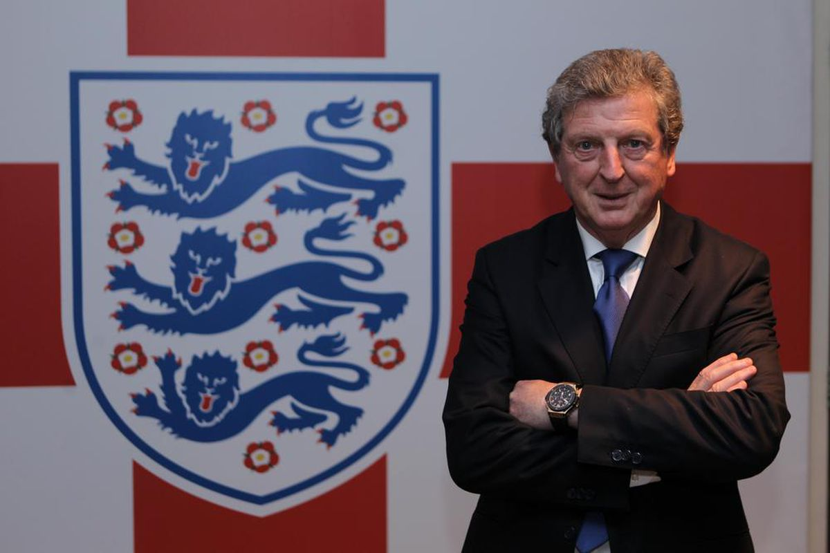 Roy Hodgosn has named his England squad for the Euro's.   (Andy Couldridge - Pool/Getty Images)