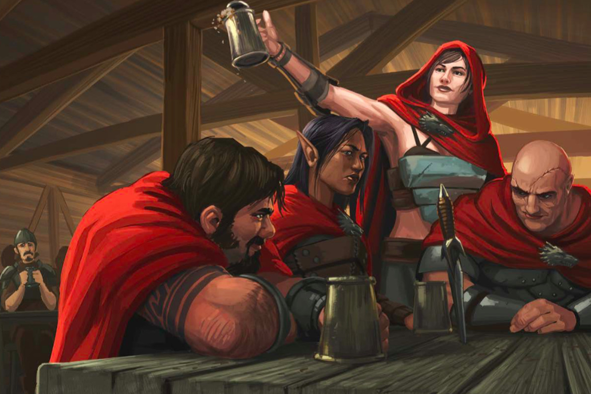 the dragon age tabletop rpg will scratch your blood magic