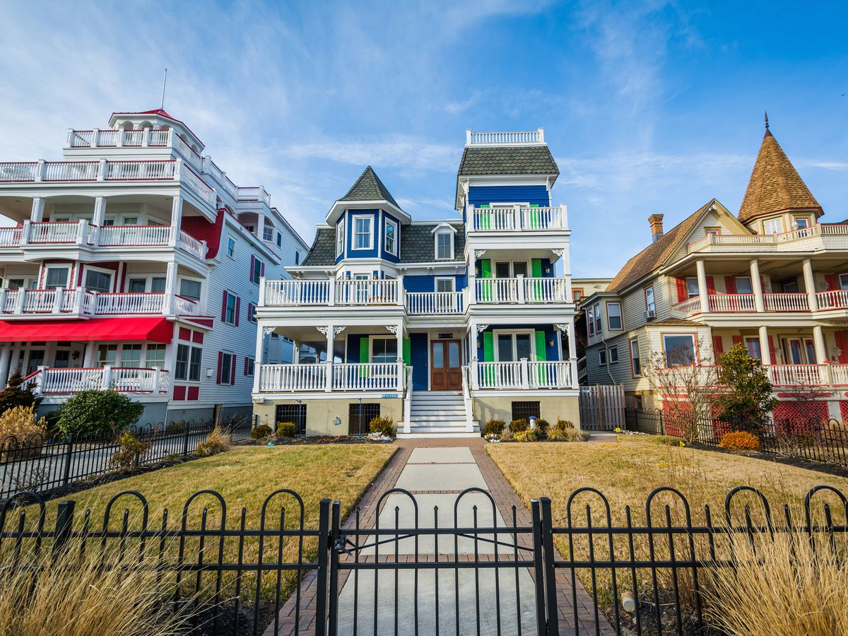 Beach Towns Close To New York City