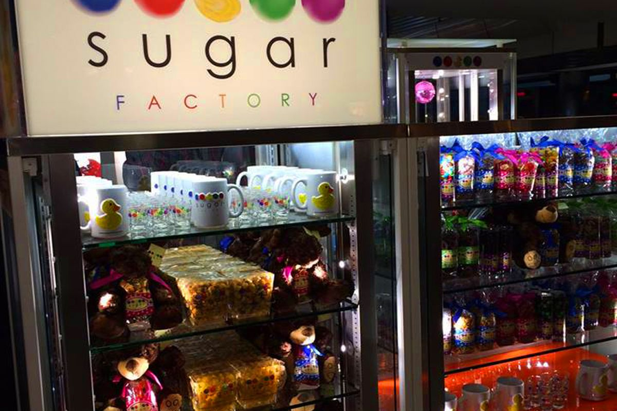 Sugar Factory at Denver International Airport
