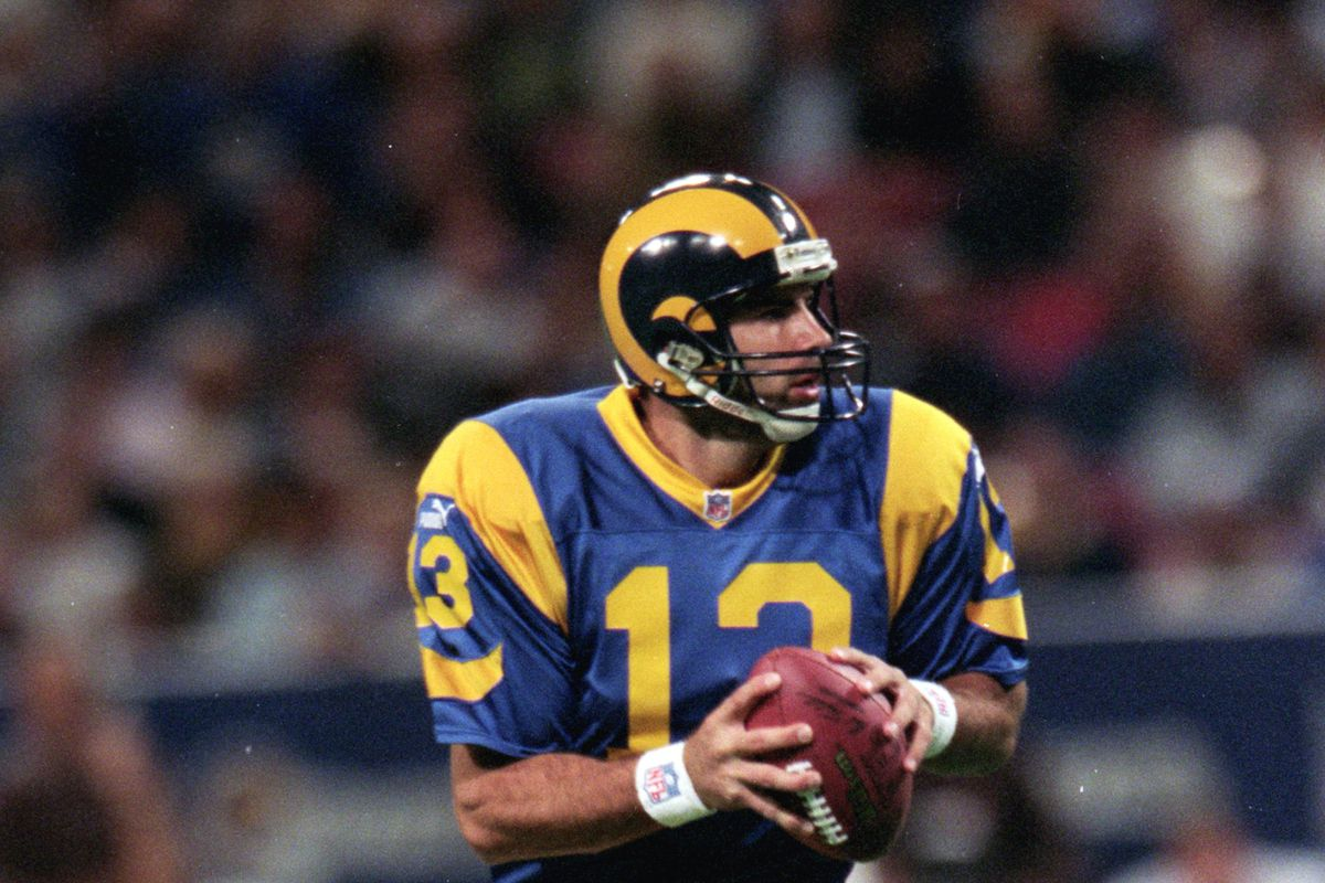 Former St Louis Rams Qb Kurt Warner Elected To Nfl Hall