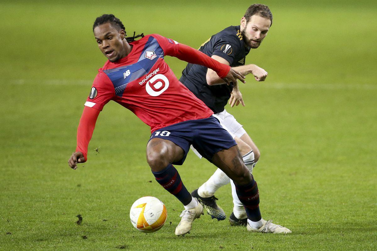 Lille OSC v AFC Ajax - UEFA Europa League Round Of 32 Leg One
