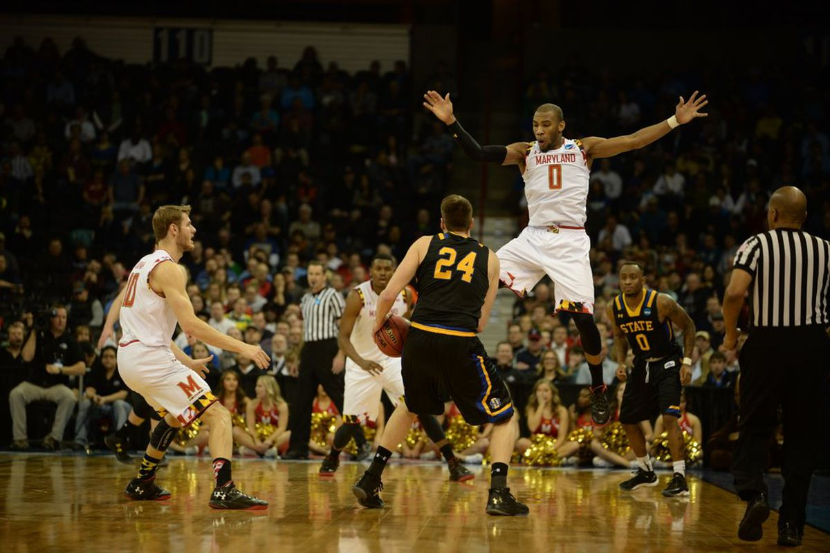 Maryland's defense catalyzed a first-round win against South Dakota State.