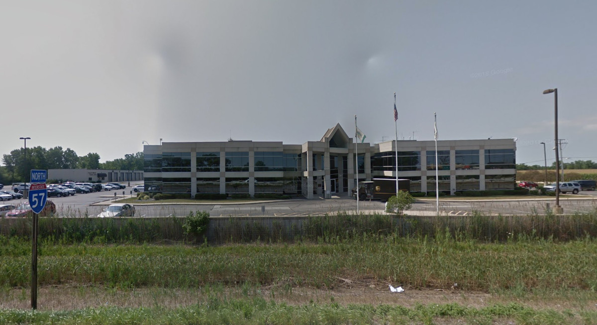 Jerome Combs Detention Center in Kankakee.