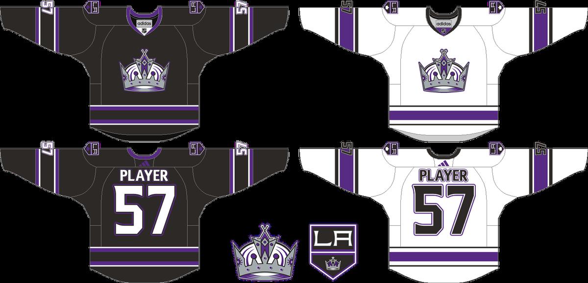 La Kings Sweater