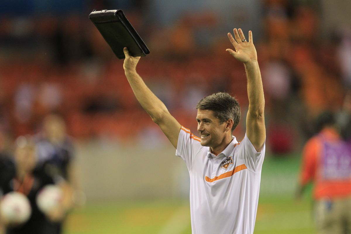 Could the Dynamo stay in the family with their new head coach?