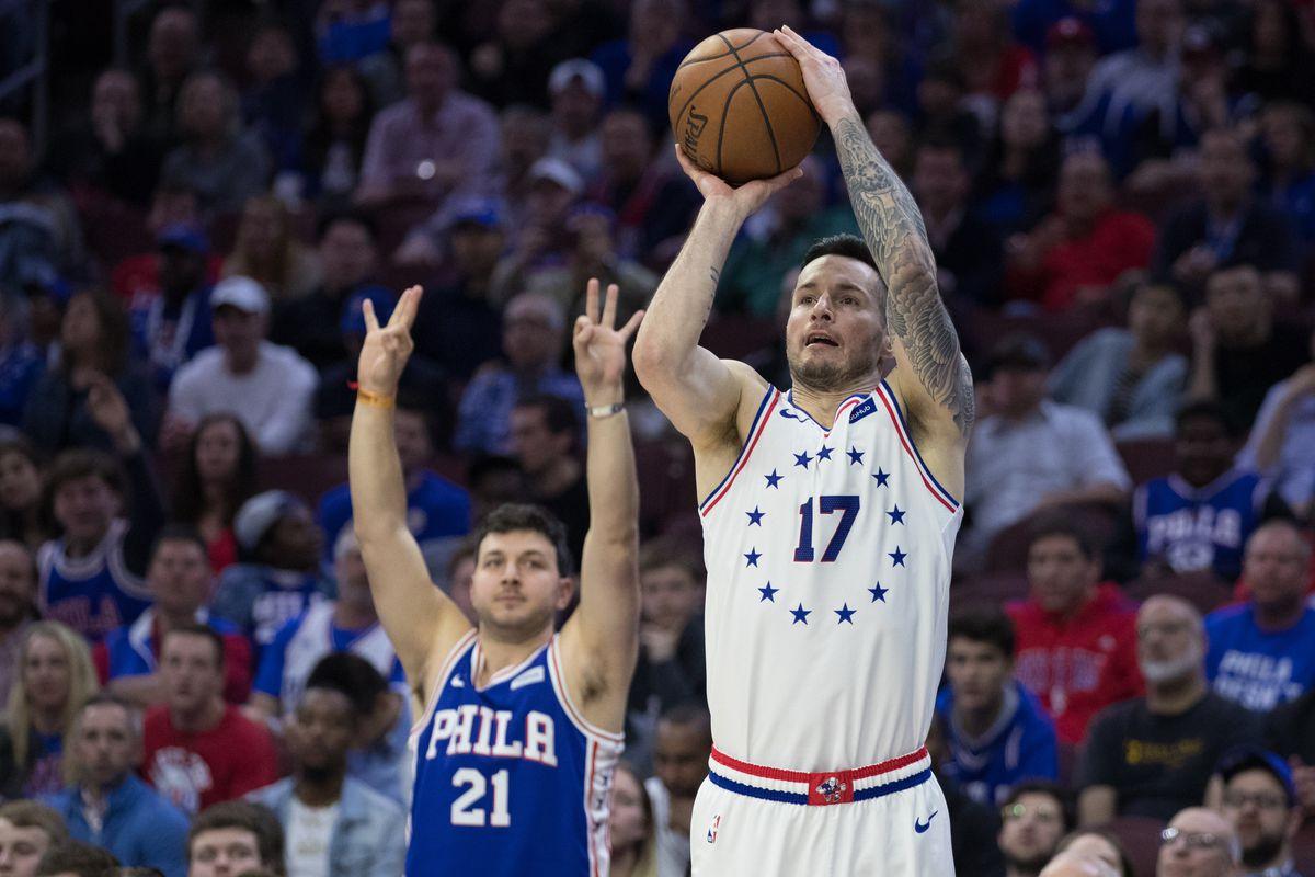 Sixers host Pelicans in JJ Redick's return to Philadelphia