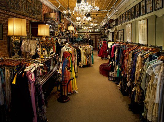 a35e8ccbb2 New York City's 38 Best Vintage Stores, Mapped - Racked NY