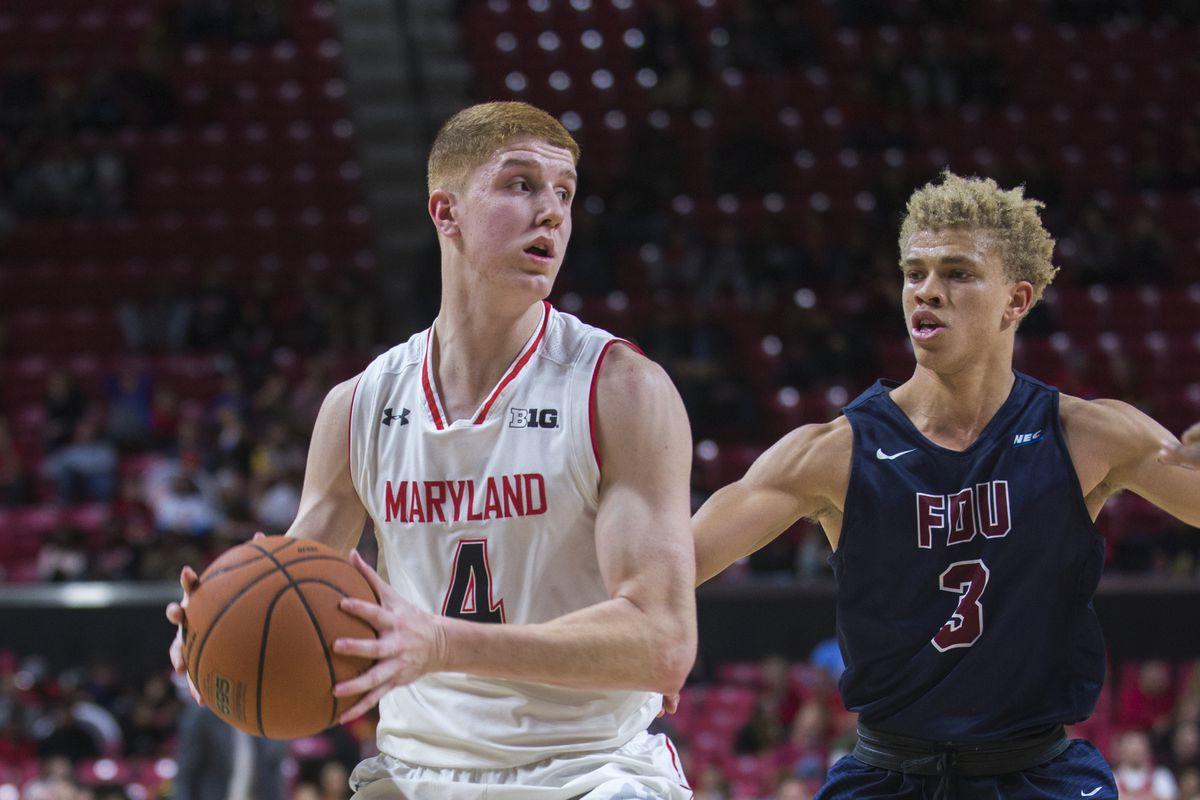 buy popular 398bc 11bf1 NBA Draft 2018: Maryland basketball's Kevin Huerter declares ...
