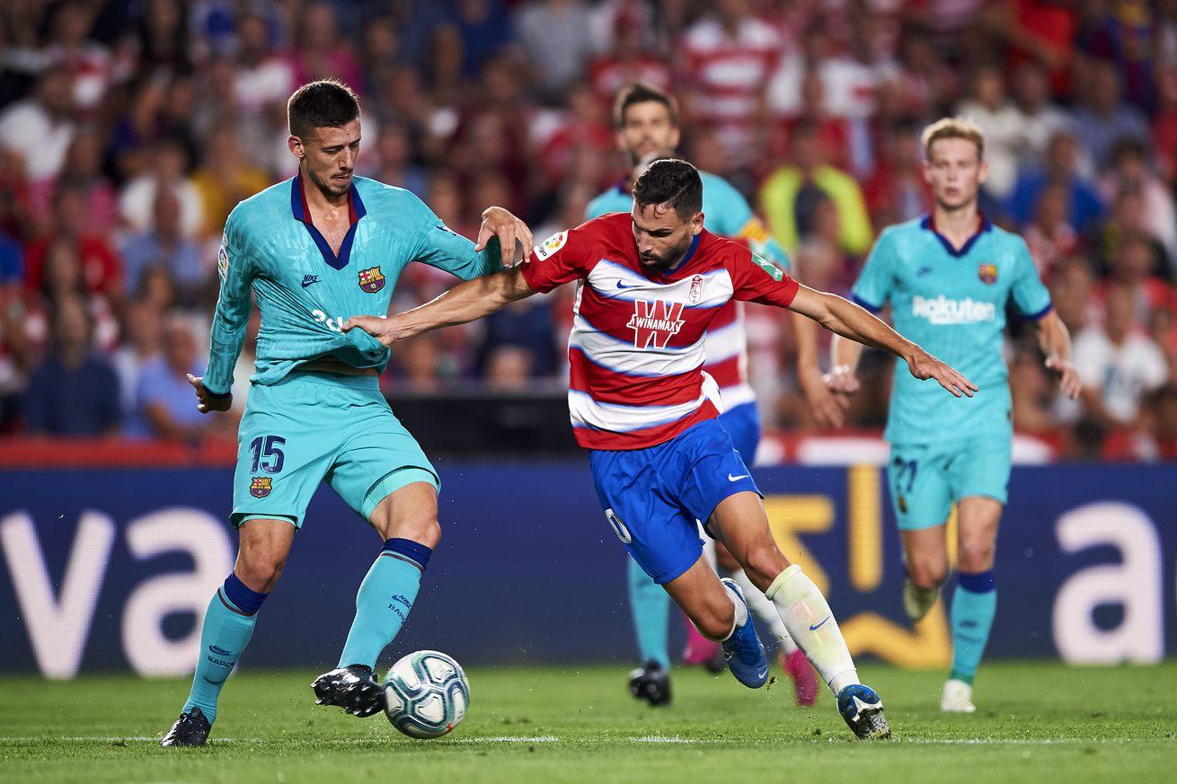 Granada 2-0 Barça: Pathetic
