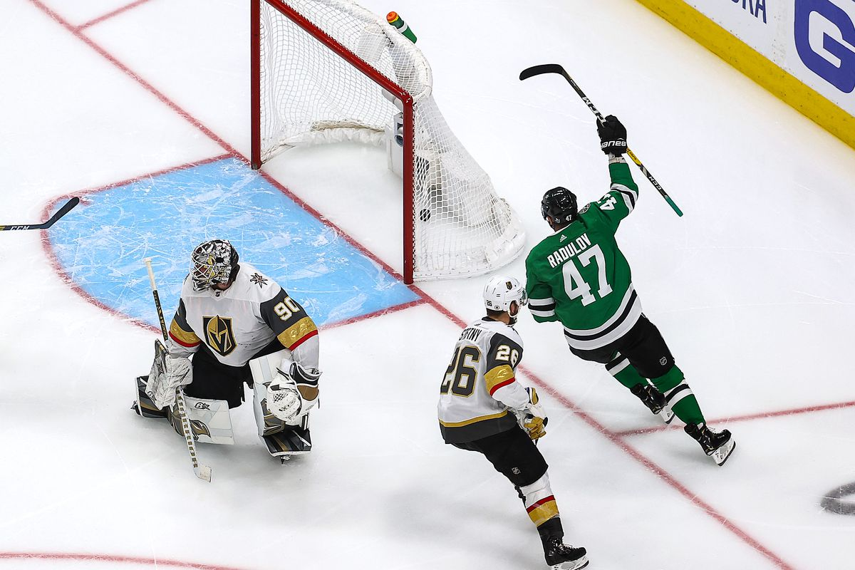 Stars 3, Golden Knights 2: Vegas drops Game 3 in OT, trails series 2-1 -  Knights On Ice