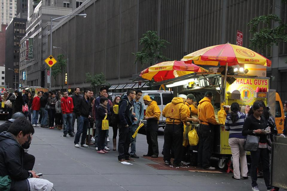 Halal Guys, NYC [Photo: Official]