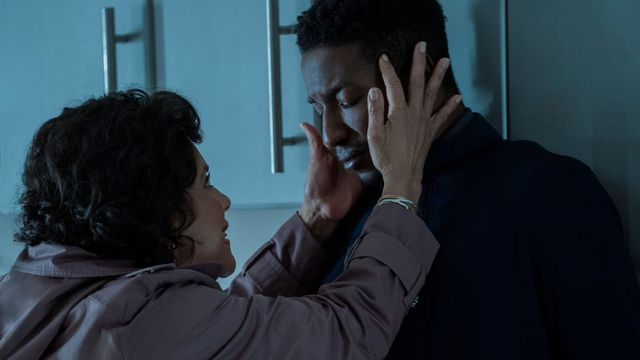 phylicia rashad and mamoudou athie in black box