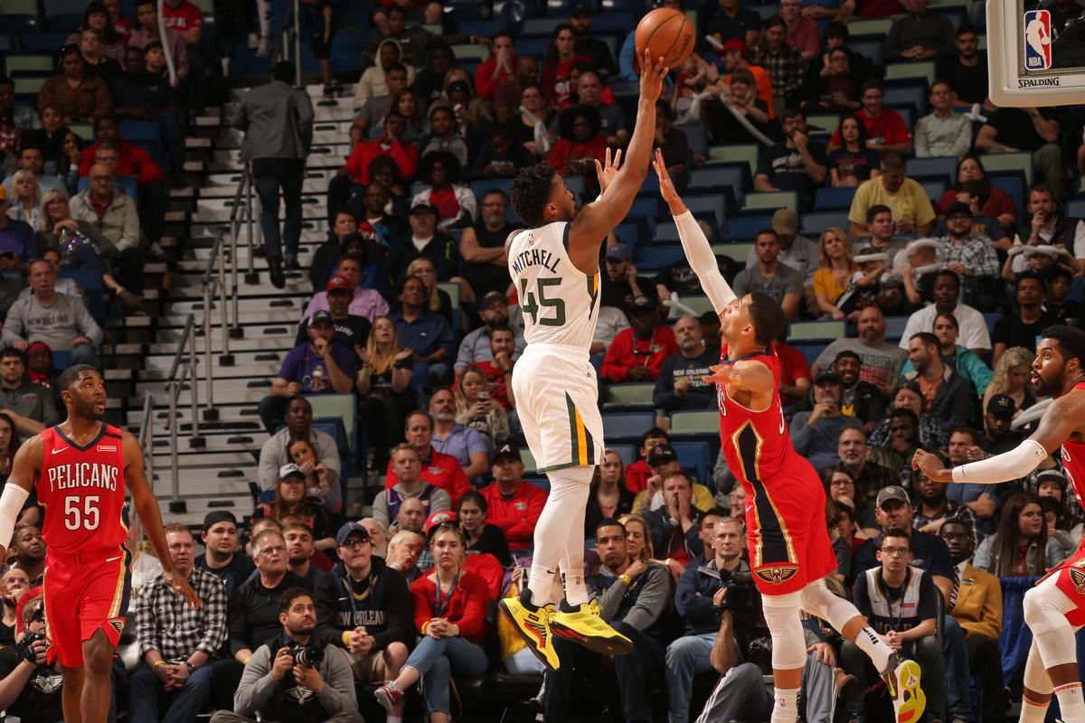 Utah Jazz Win Streak Snapped With Crazy Ot Loss To New