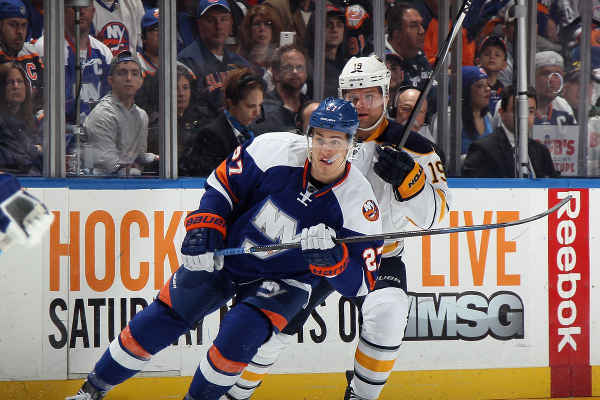Buffalo Sabres at New York Islanders (Game 79) - Lighthouse Hockey