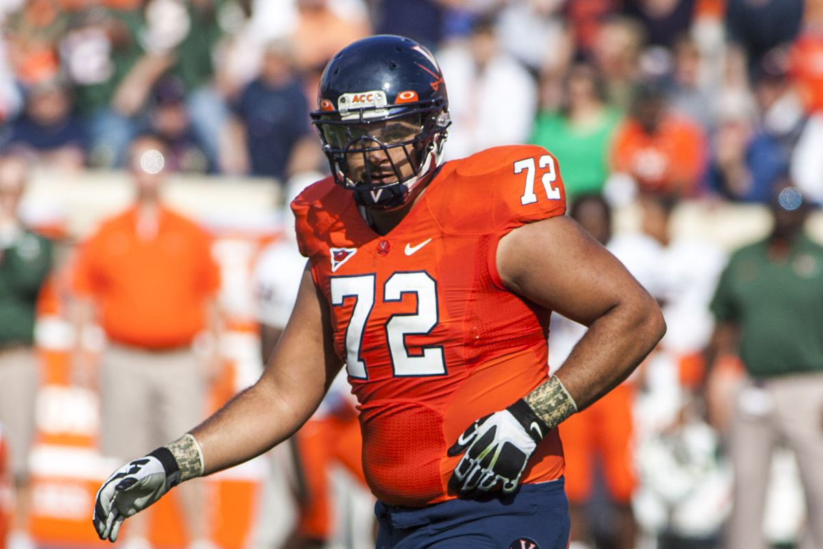 Former UVA star Oday Aboushi will take his talents to the Big Apple with the New York Jets