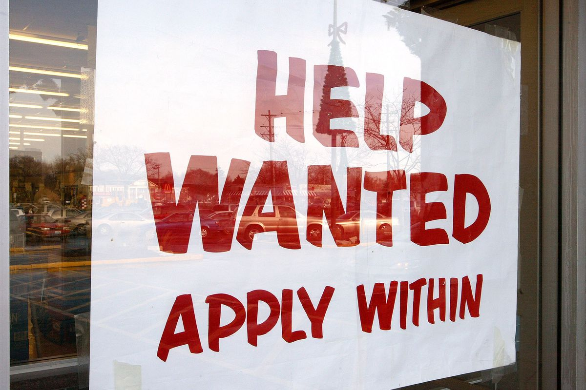 Unemployment Slips To 5.9 Percent In November