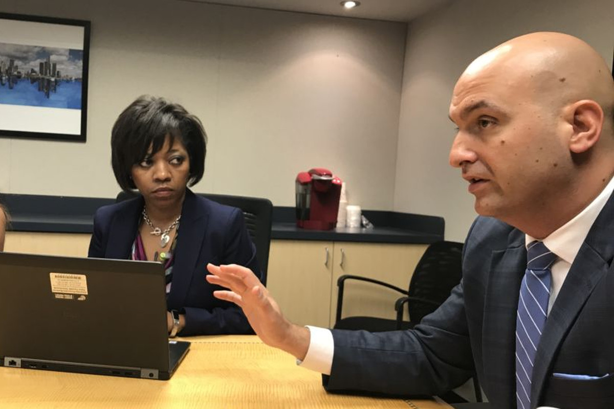 Superintendent Nikolai Vitti's staff is working on safeguards to prevent another error.