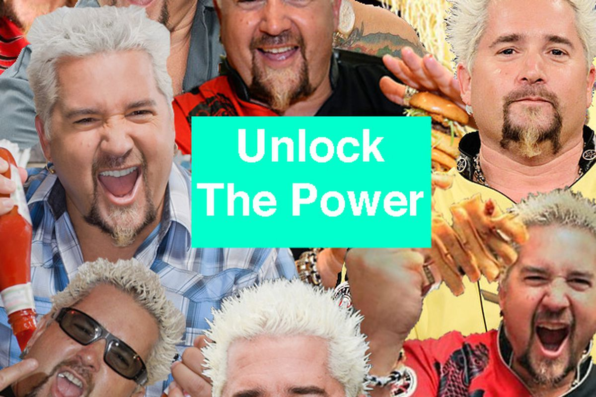 Unlock The Power Harness Of Guy Fieri With Flavortown Dish Generator