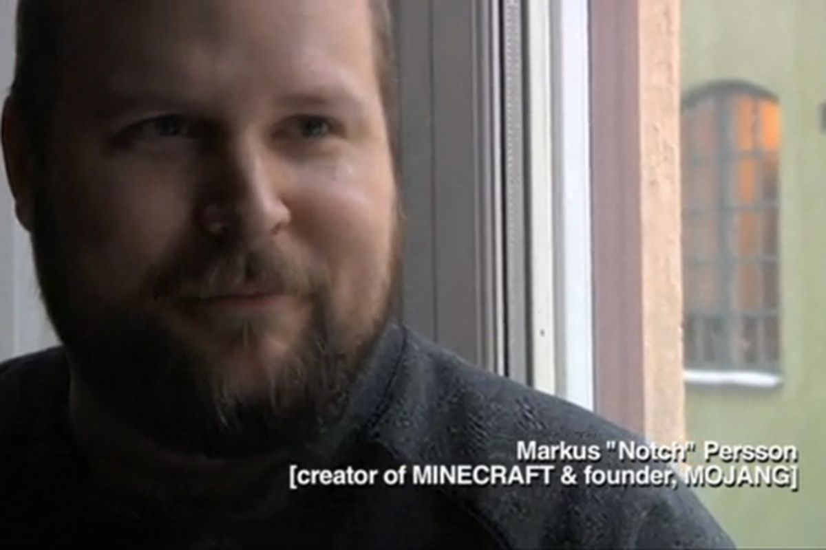 Minecraft: The Story of Mojang' documentary premiering on Xbox Live